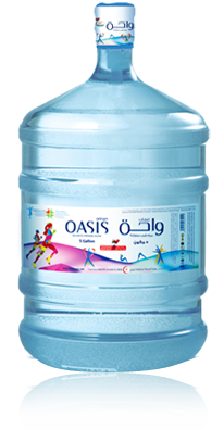 OMAN OASIS WATER REFILL 5GALLON