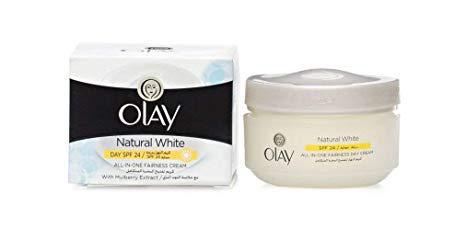 Olay Natural White All in one Fairness Day Cream, 50ml - MarkeetEx