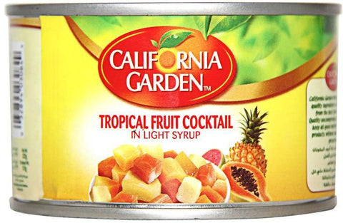 Tropical Fruit Cocktail in Light Syrup