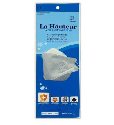 La Hauteur - Anti Dust Face Mask - KF94 / 3Ply - per Piece Pack - MarkeetEx
