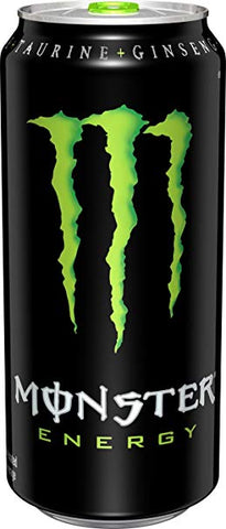 Monster Energy Drink 355ml - شراب الطاقة مونستر