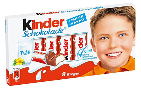 Kinder Chocolate -  شوكلاتة كندر