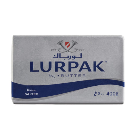 Butter Stick Lurpak Salted -  زبدة لورباك مملحة
