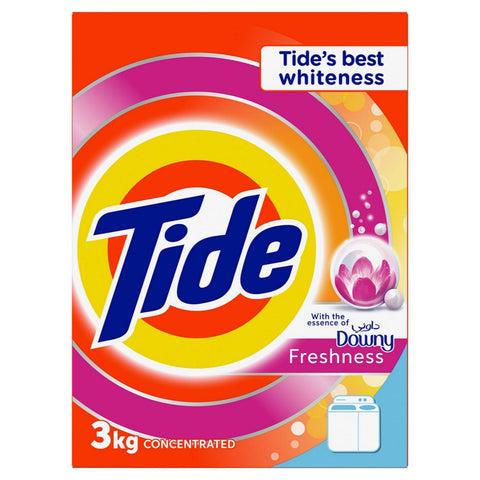 TIDE Detergent Powder Downy Freshness 3KG