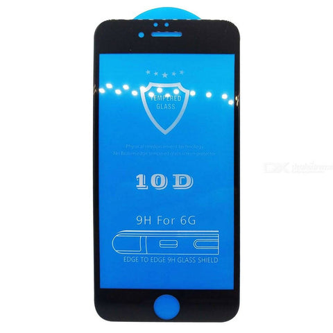 Curve Glass Screen Protector 10D 9H IOS 6G