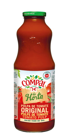 Compal Tomato Vegetable pulp 1000 GM - MarkeetEx