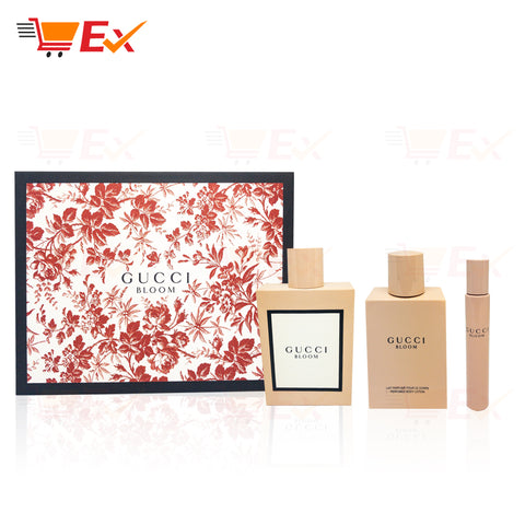 GUCCI BLOOM SET FOR LADIES