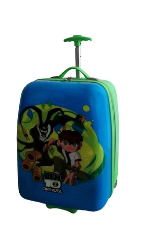 BEN10 TRAVEL HARD CASE ABS BOTH SIDES 20""