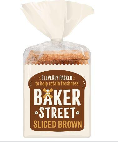 BAKER STREET SLICED BROWN 600 GRM - MarkeetEx