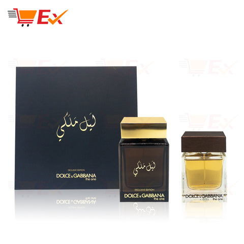 D&G LAIL MALAKI SET FOR MEN