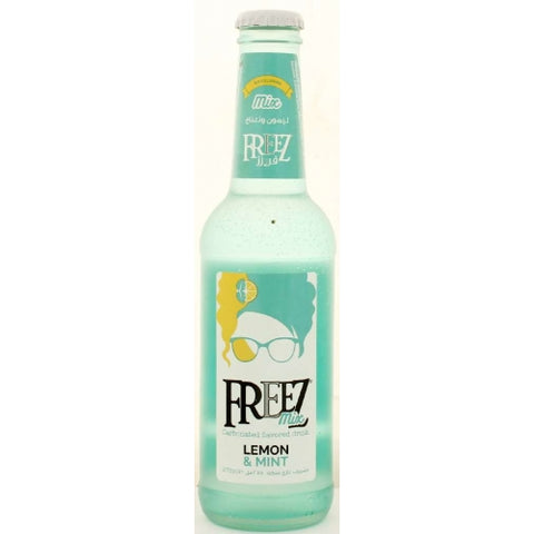 Freez Drink Lemon & Mint  - شراب فريز ليمون نعناع