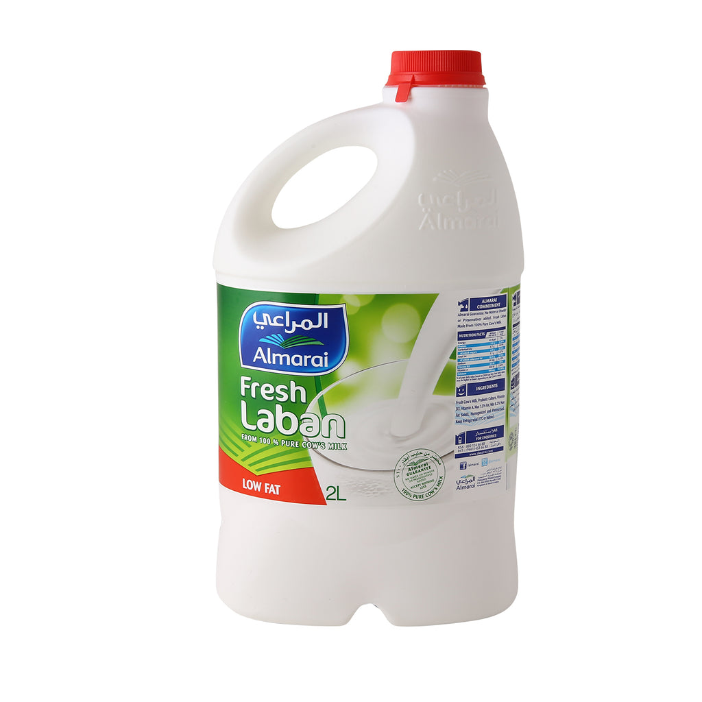 Laban low fat AlMarai