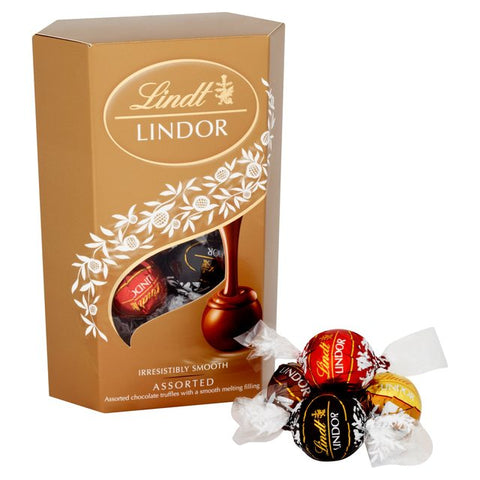 Chocolate Assorted Lindt Lindor 200gm - MarkeetEx