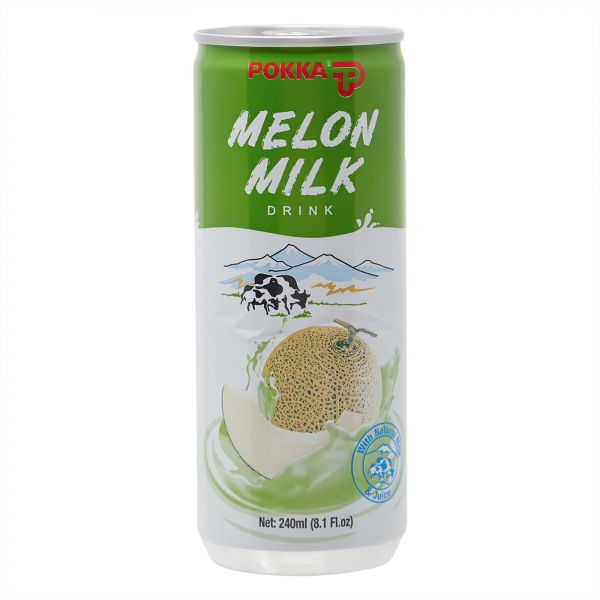Milk Melon Pokka 240ML