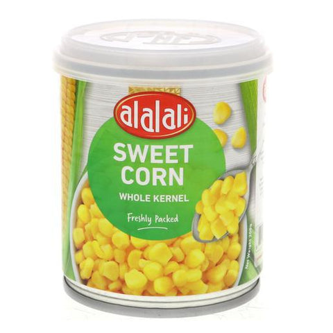 Al AlAli Sweet Whole Kernel Corn 200g-14-C