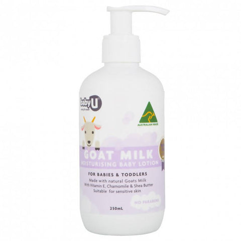 Baby body lotion 250 ml