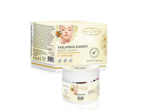 Anti Aging care cream 50ml - MarkeetEx