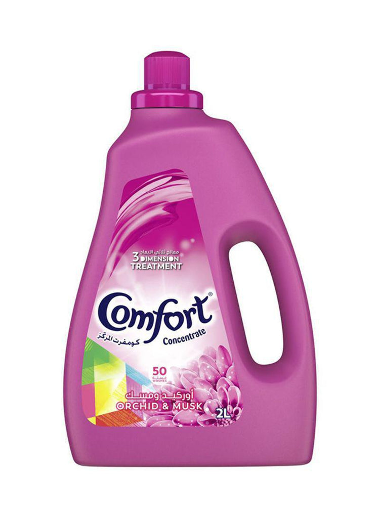 COMFORT CONC ORCHID & MUSK  2LTR