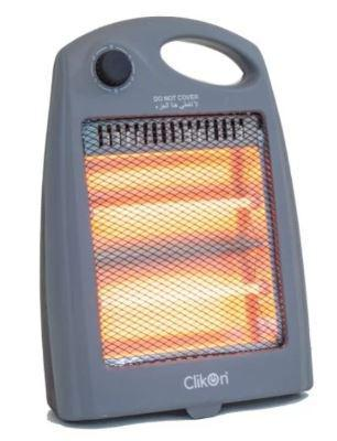 CLIKON ROOM HEATER CK4208 BLACK