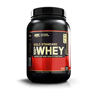 Whey Protein Gold Standard Chocolate - وي بروتين  شوكلاته جولد ستاندارد