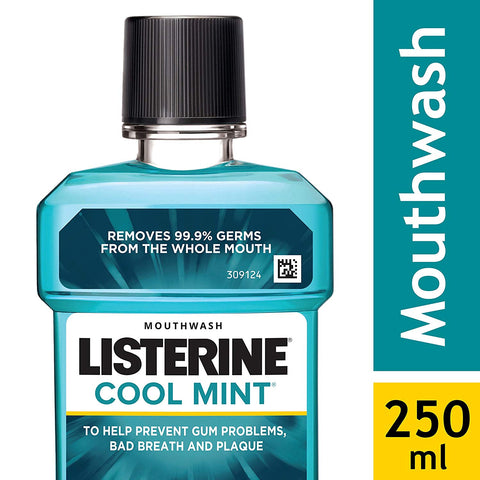 Listerine Mouthwash 250ML - غسول الفم ليستارين