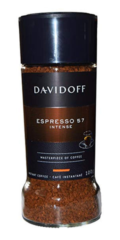 DAVIDOFF COFFEE EXPRESSO 57 INTENSE 100GM