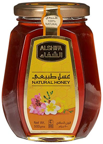 Al Shifa Natural Honey 500gm