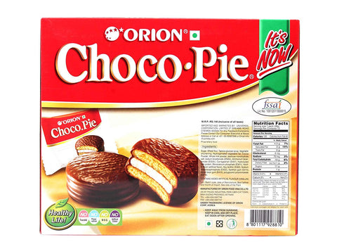 Biscuit Choco-Pie Orion Pc 12