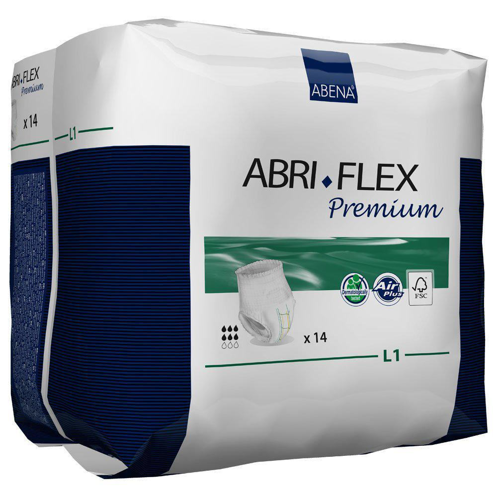 ABRI FLEX ADULT DIAPER LARGE