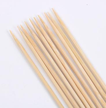 Kitchenware - Bamboo Skewer - 24pcs Pack - MarkeetEx