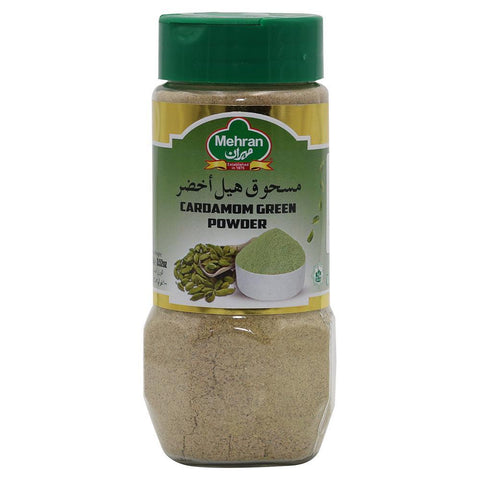 Mehran Cardamom Green Powder 100gm/3.52oz