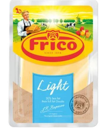 Frico Light Gouda Cheese Slice 150g