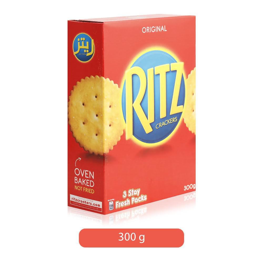 Original Ritz Crackers 300gm - MarkeetEx