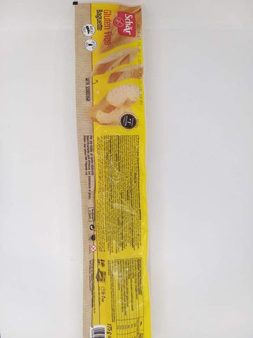 Schar Gluten Free Baguette With Sourdough 175g - MarkeetEx