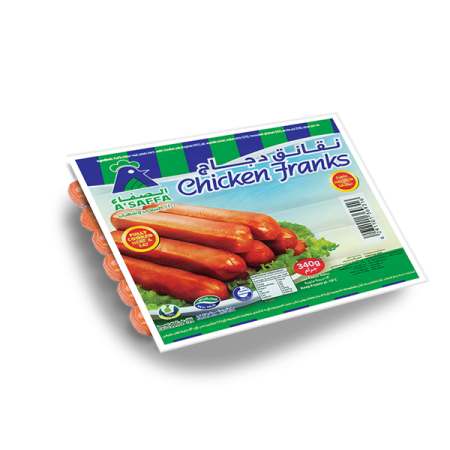 Chicken Franks A'Saffa - MarkeetEx