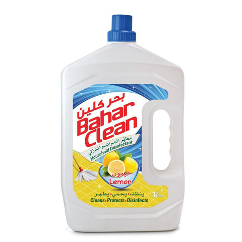 Bahar Household Cleaner Lemon 3 Ltr.31A - MarkeetEx