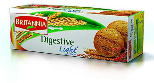 Britannia Digestive Light Biscuits 400gm - MarkeetEx