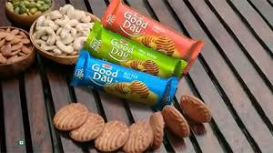 Britannia Good Day Cashew + Butter + Pista Almond Cookies 145gm