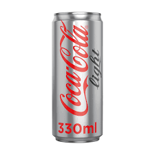Coca Cola Light 330ml - Coke Light
