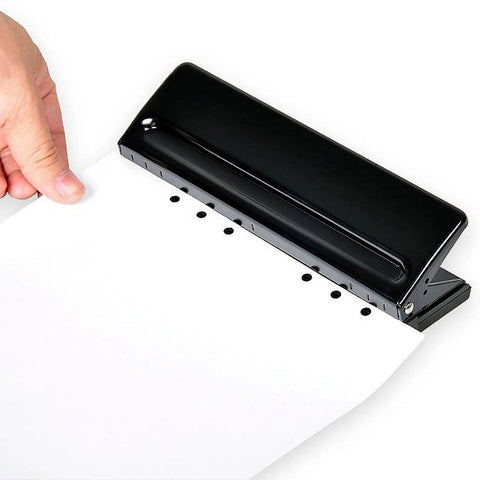adjustable 4 hole PUNCH
