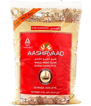 Whole Wheat Flour Aashirvaad