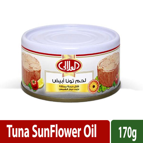 Al Alali Tuna SunFlower Oil 170g