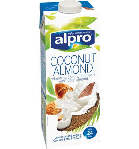 Alpro Coconut Almond milk 1Ltr