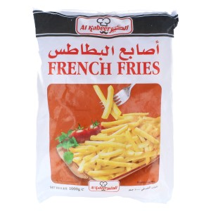 French fries Alkabir 1kg - MarkeetEx