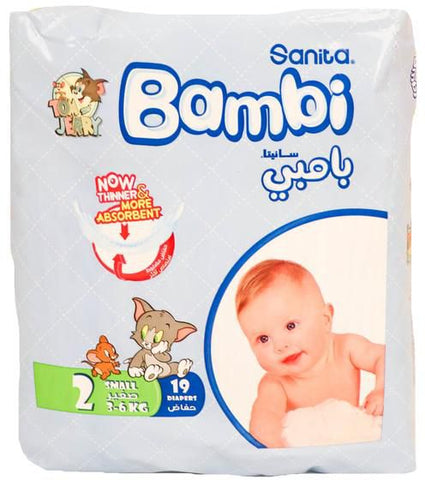 Bambi Diapers