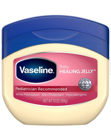 VASELINE Baby Healing Jelly, Skin Protectant (368 g) - MarkeetEx