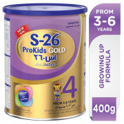 WYETH NUTRITION S26 PROKIDS GOLD Stage 4 Milk Powder - حليب اس٢٦