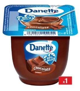 Danette Chocolate 90gm