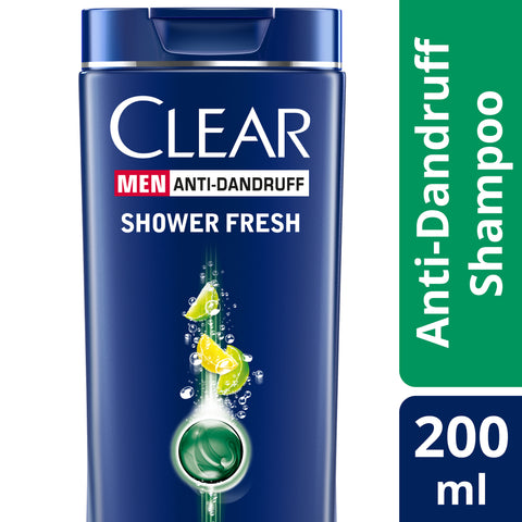 CLEAR MEN ANTI-ANTIDANDRUFF SHAMPOO 200ML - MarkeetEx