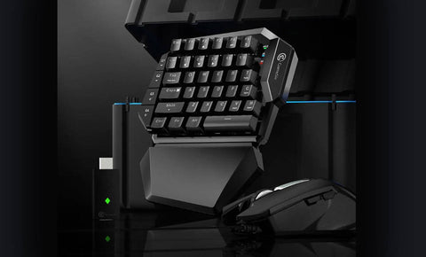 GameSir VX Aimswitch Keyboard and Mouse Adapter - MarkeetEx